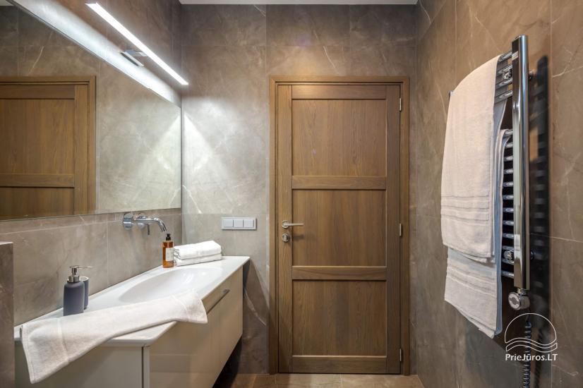 """Nowa luksusowa kamienica w Połądze """"Vanagupes Luxury Cottages"""" - 11"""