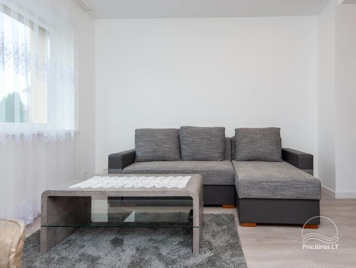 Przestronne, przytulne i schludne pokoje ze wszystkimi udogodnieniami do wynajęcia w Połądze, w prywatnym domu - 6