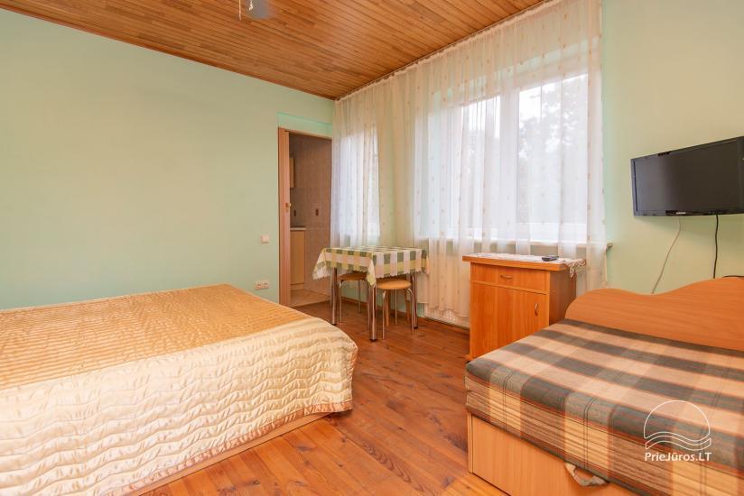Przestronne, przytulne i schludne pokoje ze wszystkimi udogodnieniami do wynajęcia w Połądze, w prywatnym domu - 8
