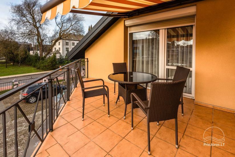 Przytulne apartamenty i mieszkania do wynajęcia w centrum Połągi, blisko morza! - 3