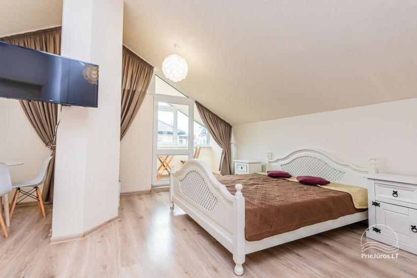 Przytulne apartamenty i mieszkania do wynajęcia w centrum Połągi, blisko morza! - 10