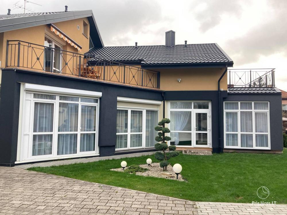 Przytulne apartamenty i mieszkania do wynajęcia w centrum Połągi, blisko morza! - 1