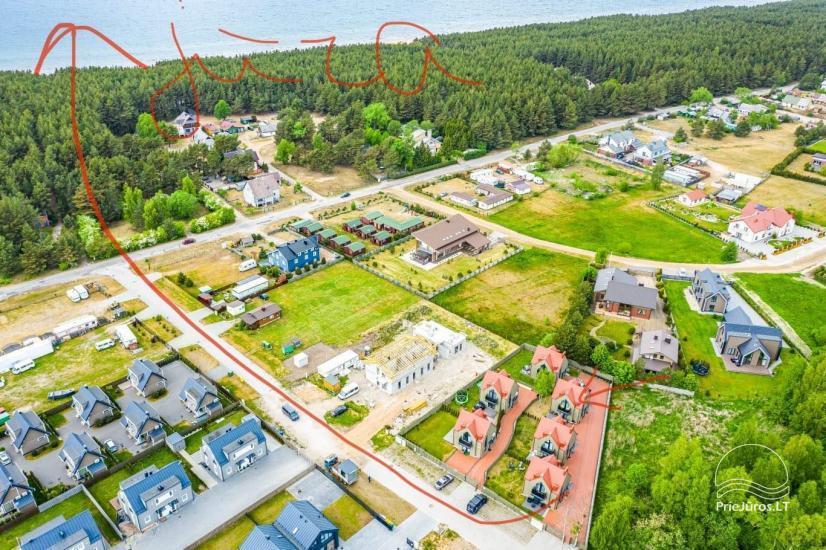 Przytulne mieszkanie do wynajęcia w Połądze, w Kunigiskiai. Do morza zaledwie 300 metrów! - 3
