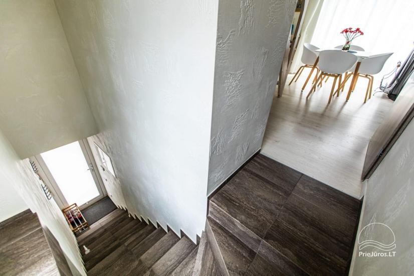 Przytulne mieszkanie do wynajęcia w Połądze, w Kunigiskiai. Do morza zaledwie 300 metrów! - 13