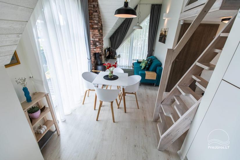 Przytulne mieszkanie do wynajęcia w Połądze, w Kunigiskiai. Do morza zaledwie 300 metrów! - 18