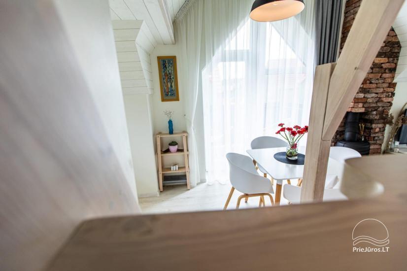 Przytulne mieszkanie do wynajęcia w Połądze, w Kunigiskiai. Do morza zaledwie 300 metrów! - 20