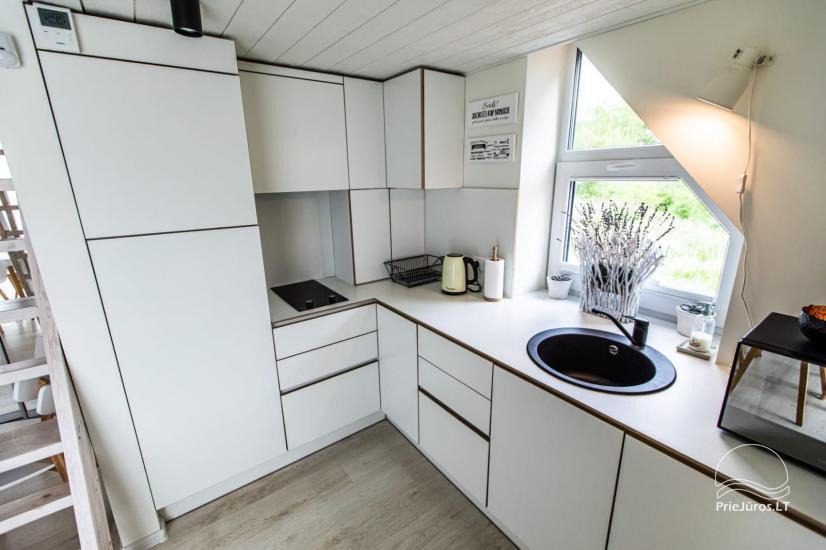 Przytulne mieszkanie do wynajęcia w Połądze, w Kunigiskiai. Do morza zaledwie 300 metrów! - 23