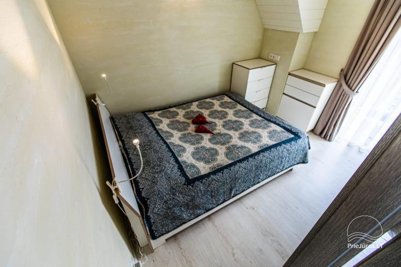Przytulne mieszkanie do wynajęcia w Połądze, w Kunigiskiai. Do morza zaledwie 300 metrów! - 24