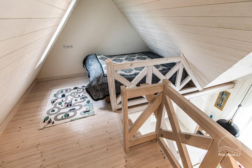 Przytulne mieszkanie do wynajęcia w Połądze, w Kunigiskiai. Do morza zaledwie 300 metrów! - 25