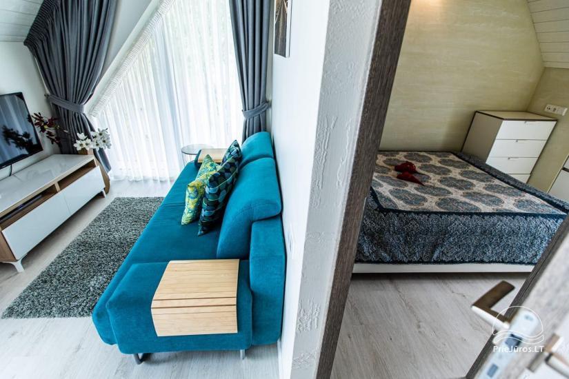 Przytulne mieszkanie do wynajęcia w Połądze, w Kunigiskiai. Do morza zaledwie 300 metrów! - 26