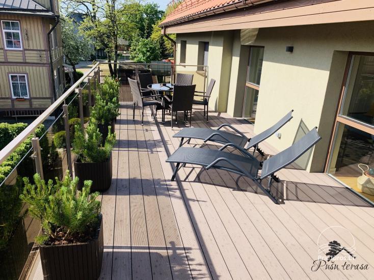 """Apartament """"Pusu terasa"""" w Juodkrante - 1"""