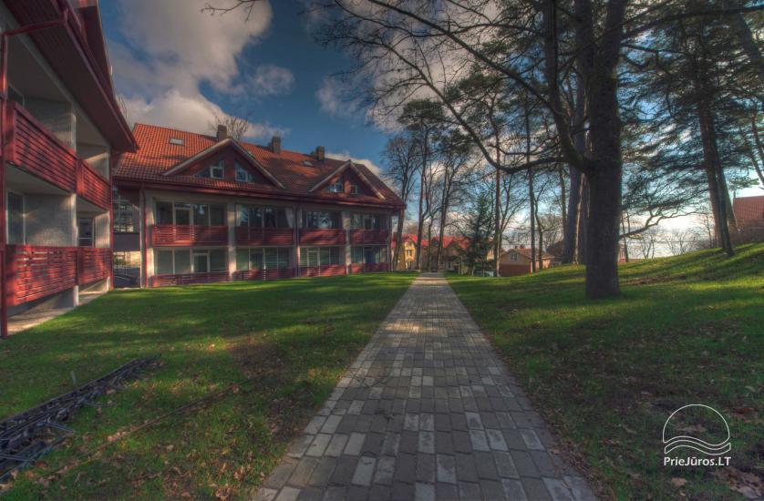 Hill house - wymarzony dom w Juodkrante - 10