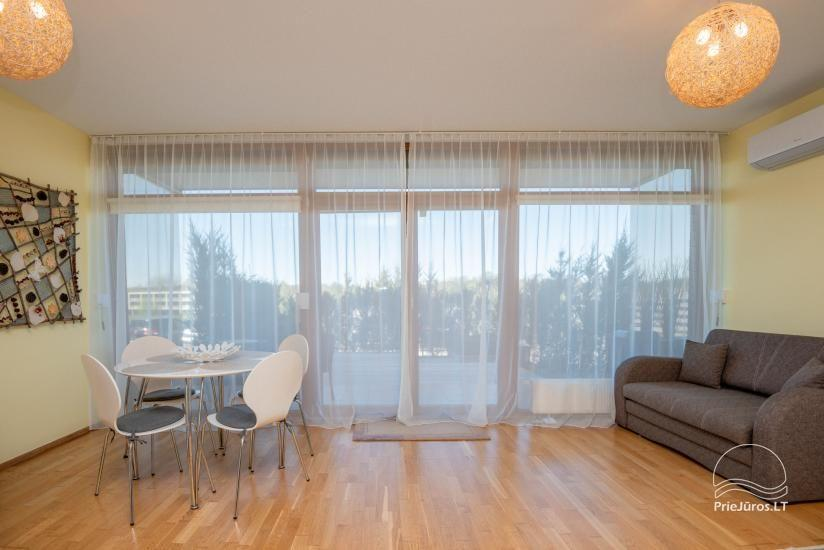 Apartament z tarasem do wynajęcia w Połądze - 3