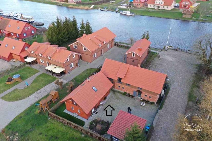 Villa Minė - zakwaterowanie, mini spa, sauna, wędkowanie - 2