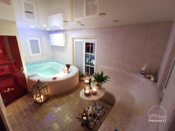 Villa Minė - zakwaterowanie, mini spa, sauna, wędkowanie - 3