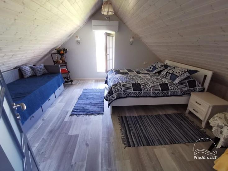 Villa Minė - zakwaterowanie, mini spa, sauna, wędkowanie - 8