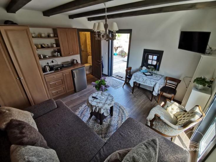 Villa Minė - zakwaterowanie, mini spa, sauna, wędkowanie - 6