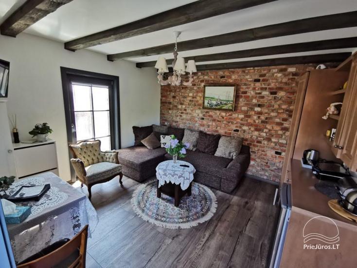 Villa Minė - zakwaterowanie, mini spa, sauna, wędkowanie - 7