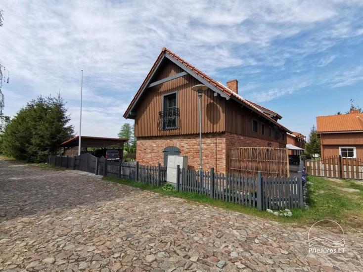 Villa Minė - zakwaterowanie, mini spa, sauna, wędkowanie - 10