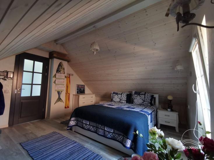Villa Minė - zakwaterowanie, mini spa, sauna, wędkowanie - 9