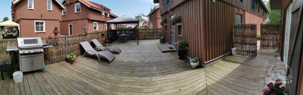 Villa Minė - zakwaterowanie, mini spa, sauna, wędkowanie - 13