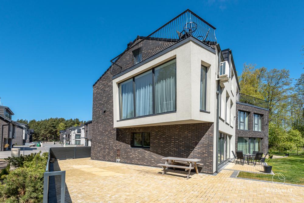 Villa Elit 2 - Mieszkania do wynajęcia w Połądze, obok sosnowego lasu - 1