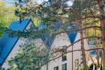 Kontininku apartment z basenem w pobliżu lasu w Kunigiskiai
