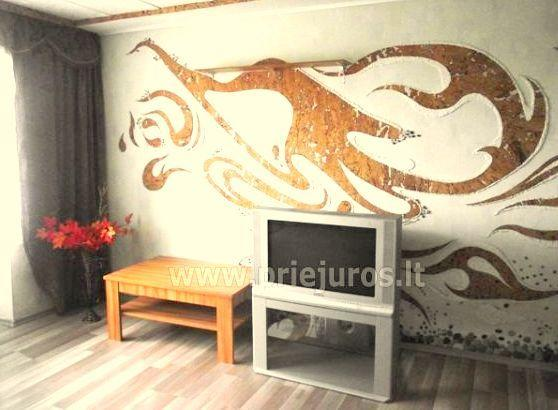 Dwupokojowe i trzypokojowe mieszkalne do wynajęcia w Ventspils