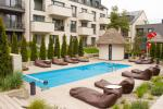 Przytulne apartamenty na letnie wakacje w Połądze
