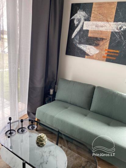 Mieszkanie do wypoczynku w Połądze, w Kunigiskiai - 1