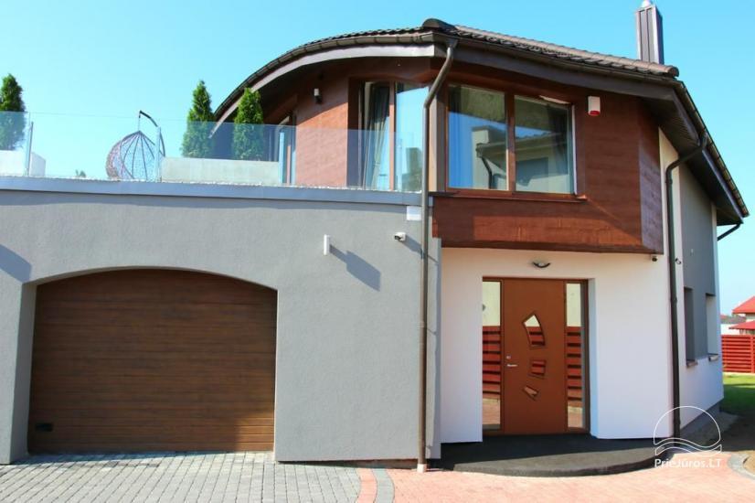 Guest Villa Klaipėda - dom w Kłajpedzie - 10