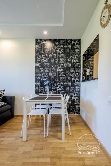"""Apartament """"Vytautas 103"""" do wynajęcia w Połądze - 5"""