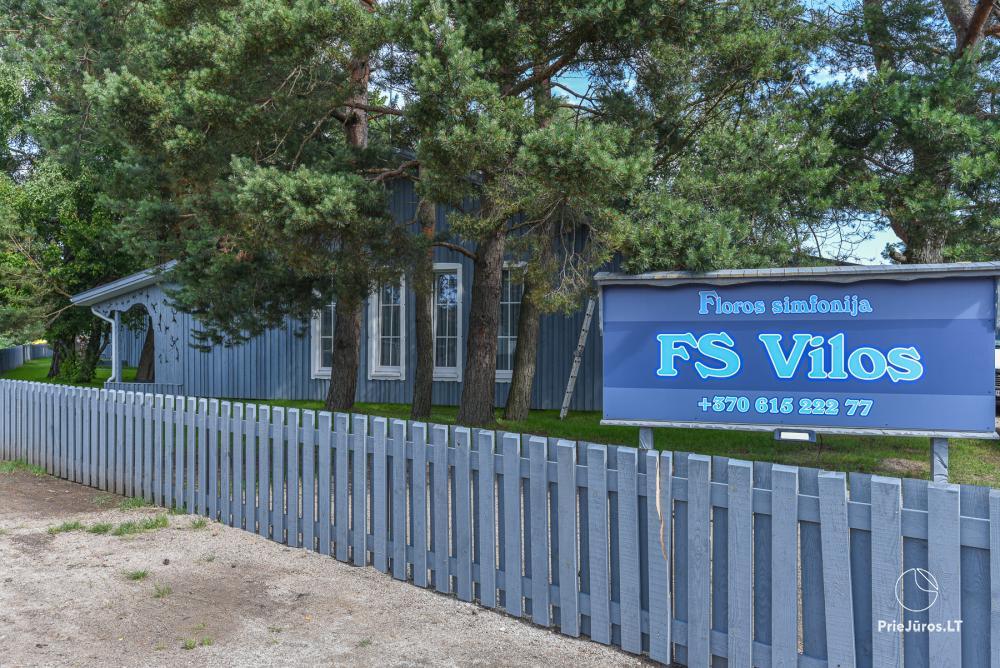 F.S VILLAS w Sventoji. 200 metrów do morza! - 3