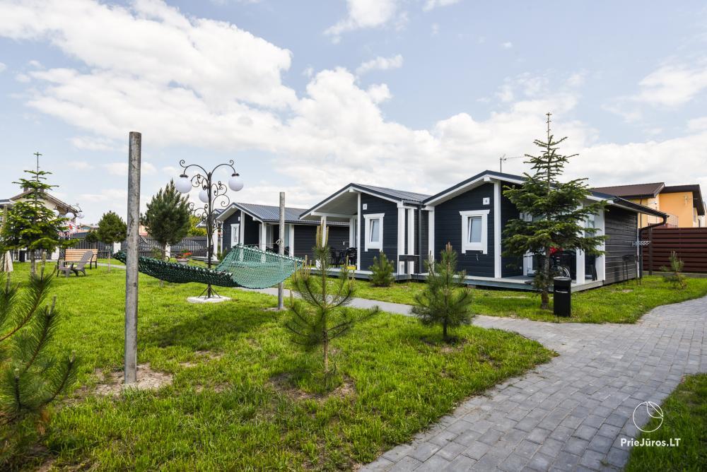 Vyturiai - domy wakacyjne do wynajęcia w Sventoji - 1