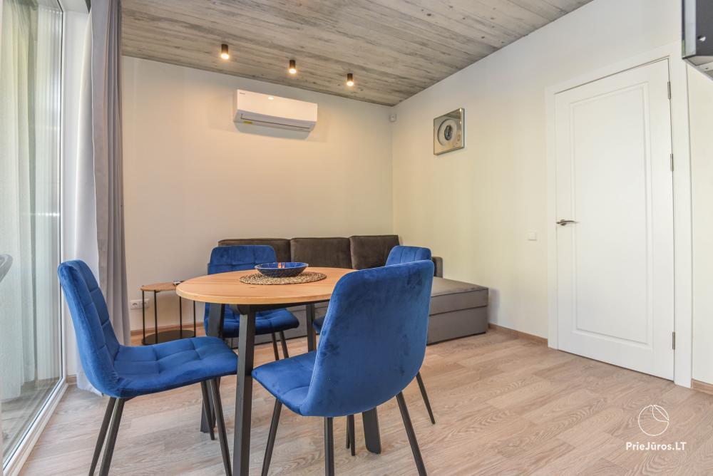 Nowe mieszkanie z podgrzewanym basenem otoczonym lasem sosnowym - 6
