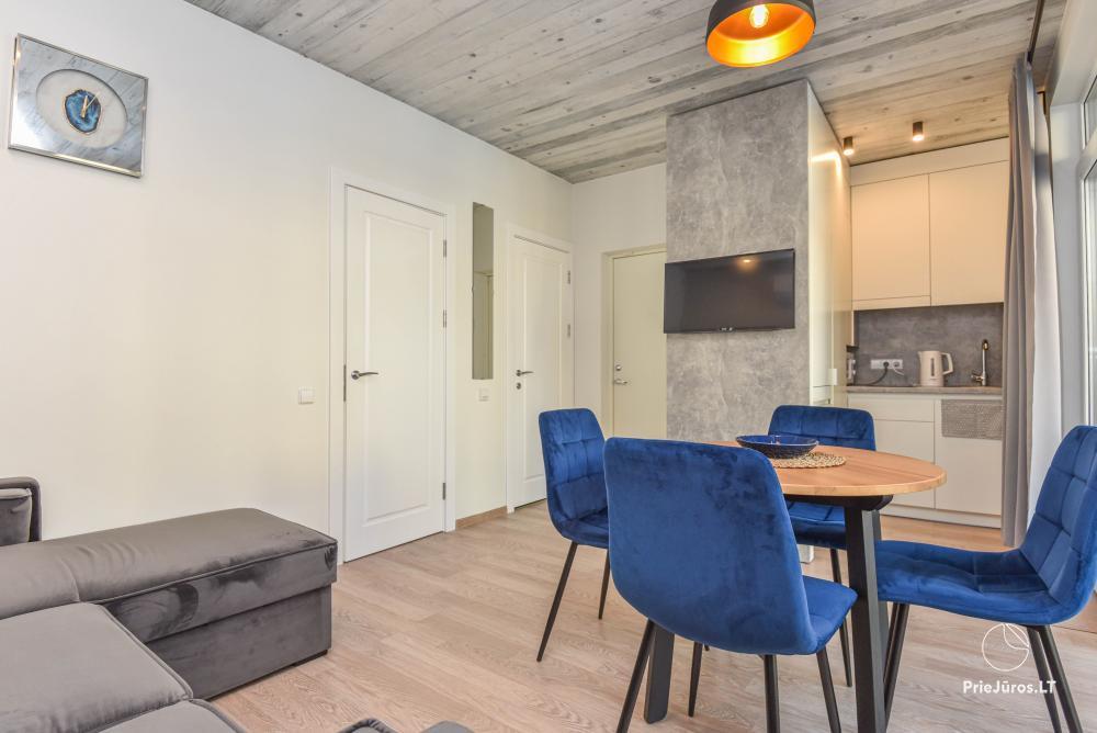 Nowe mieszkanie z podgrzewanym basenem otoczonym lasem sosnowym - 3