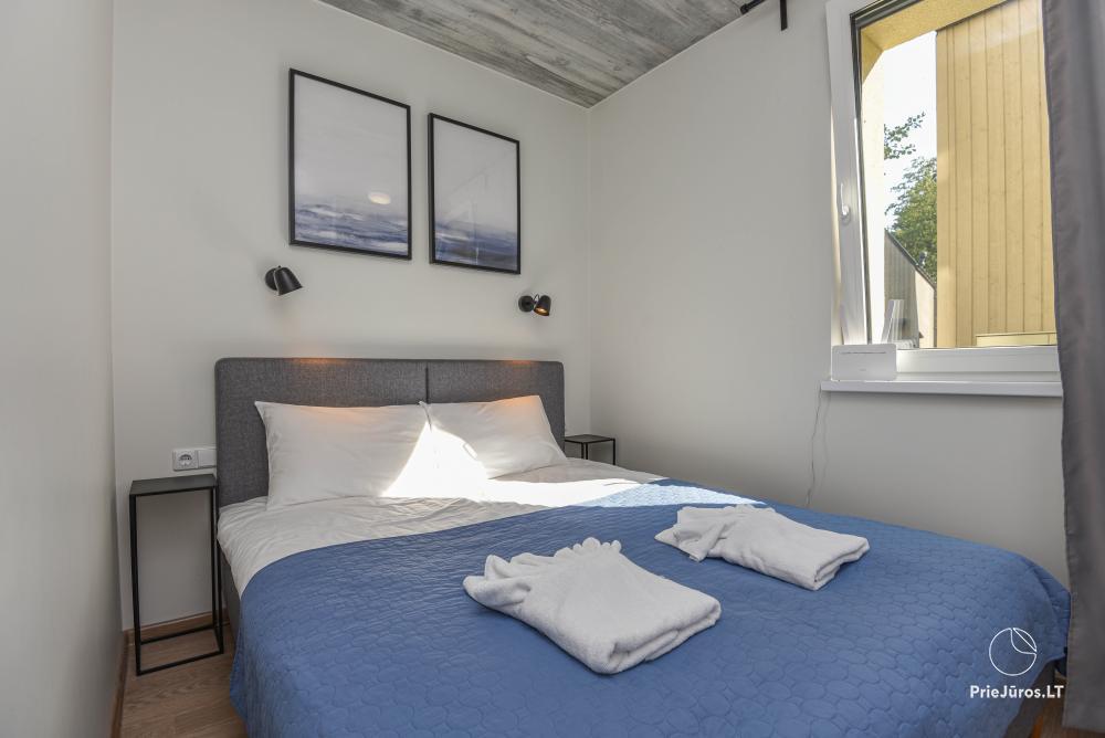 Nowe mieszkanie z podgrzewanym basenem otoczonym lasem sosnowym - 10