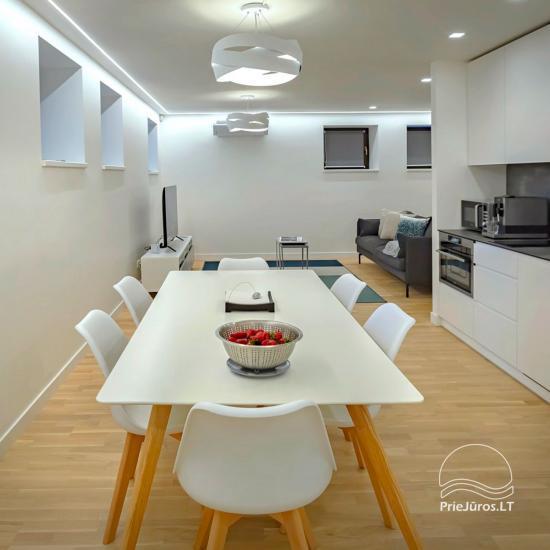 Wygodne apartamenty wypoczynkowe w Juodkrante, w Mierzei Kurońskiej - 3