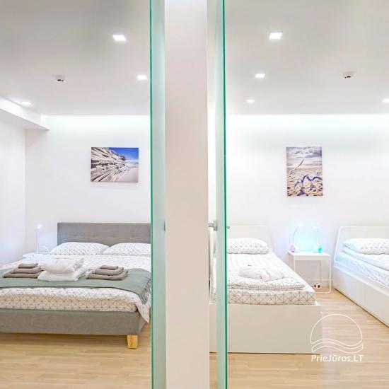 Wygodne apartamenty wypoczynkowe w Juodkrante, w Mierzei Kurońskiej - 4