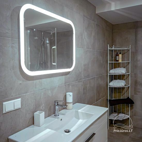 Wygodne apartamenty wypoczynkowe w Juodkrante, w Mierzei Kurońskiej - 5