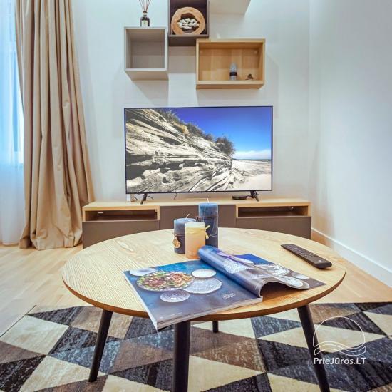 Wygodne apartamenty wypoczynkowe w Juodkrante, w Mierzei Kurońskiej - 8