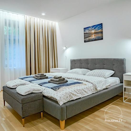 Wygodne apartamenty wypoczynkowe w Juodkrante, w Mierzei Kurońskiej - 9