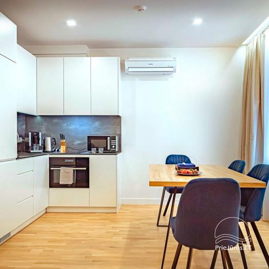Wygodne apartamenty wypoczynkowe w Juodkrante, w Mierzei Kurońskiej - 10