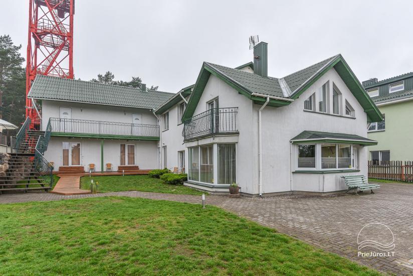 """Dom gościnny """"Prie Svyturio 10"""" w Sventoji - 1"""