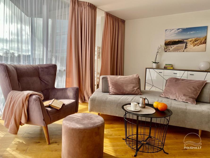 Dites apartament w kompleksie Elija - 1