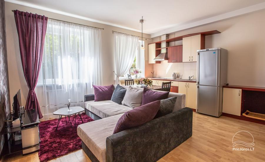 Apartamenty w centrum Kłajpedy - 1