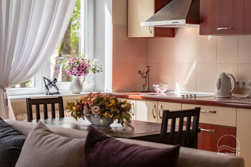 Apartamenty w centrum Kłajpedy - 2