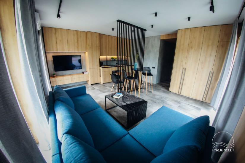 Juros 40 - mieszkania do wynajęcia w Sventoji - 1