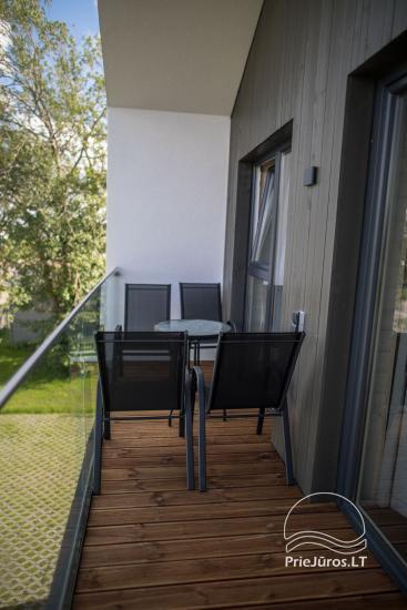 Juros 40 - mieszkania do wynajęcia w Sventoji - 3