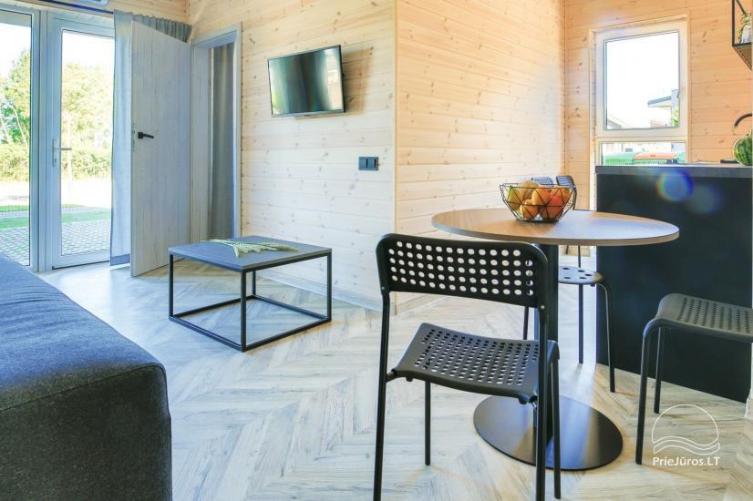 Juros 40 - mieszkania do wynajęcia w Sventoji - 5